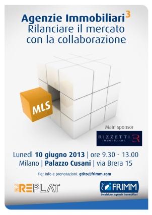 Evento Milano 10 giugno 2013