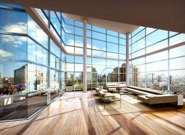Immobiliare in crescita per case di lusso