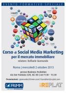 locandina Corso di Social Media Marketing