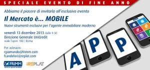 Roma 13 dicembre 2013 - Il mercato immobiliare per l'agente immobiliare moderno