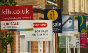 Mercato case Londra