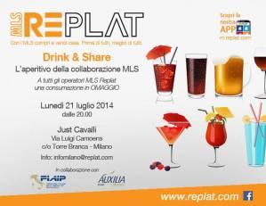 Milano - evento MLS Replat per agenti immobiliari