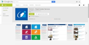 App Frimm su Google Play Store