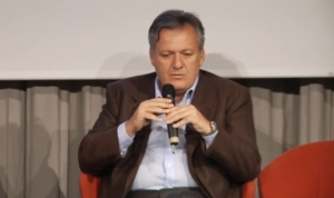 "Roberto Barbato: intervento al ""Sei un Agente Immobiliare se..."" party"