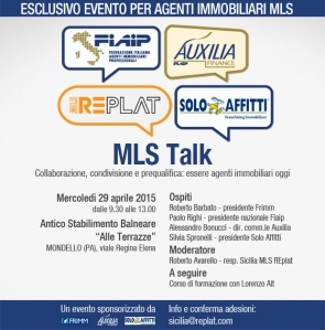 MLS Talk - Palermo, 29 aprile 2015