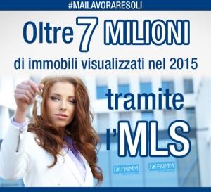 Frimm: 7 milioni di visualizzazioni tramite l'MLS