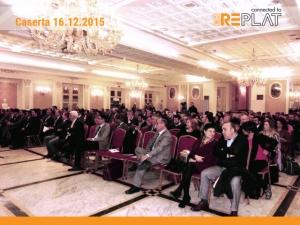 Caserta, 16 dicembre 2015: Meeting Real Estate Campania