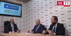 Giuliano Tito, responsabile per la Lombardia di Frimm e MLS REplat, ospite di REtv con Gerardo Paterna e Diego Caponigro