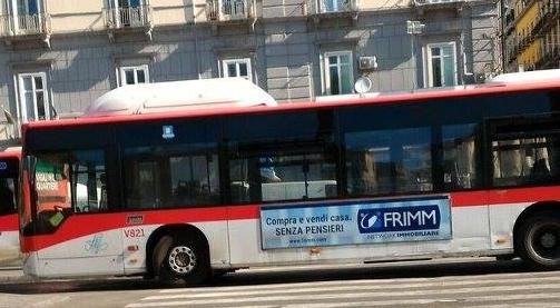 Autobus Frimm Napoli