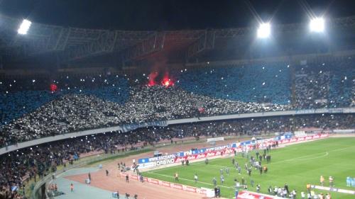 Stadio San Paolo - Napoli