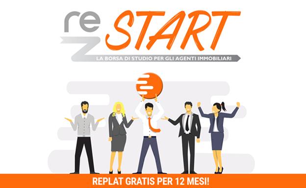 """Frimm lancia """"ReStart"""": 1 anno di REplat in regalo ai giovani agenti immobiliari"""