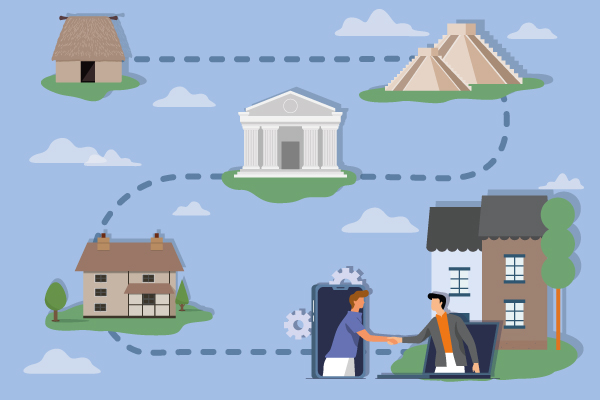 MLS: storia di un moltiplicatore di idee e di compravendite immobiliari
