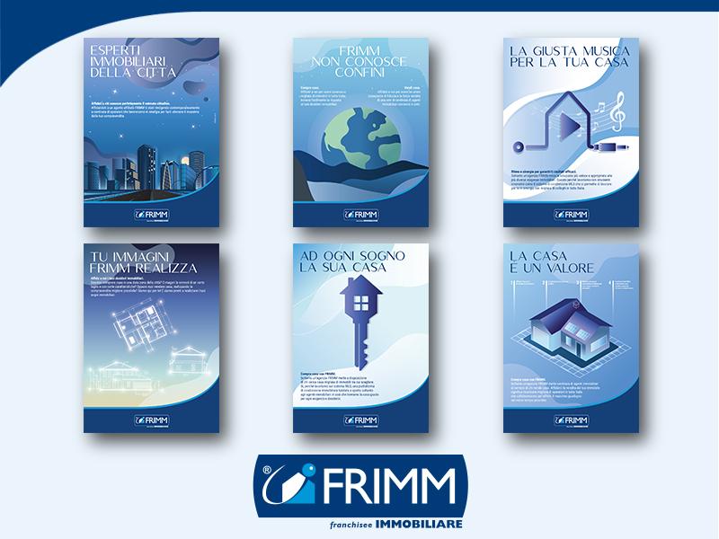 Ad ogni sogno la sua casa: ecco i nuovi poster Frimm