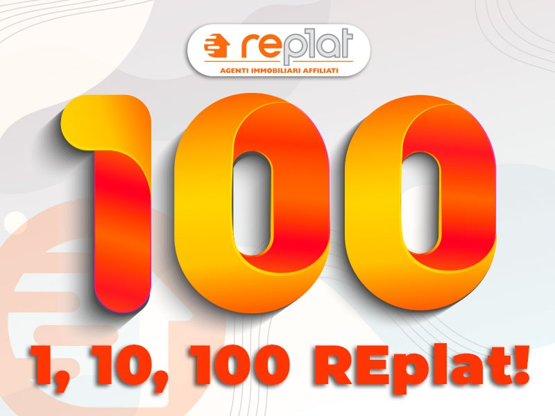 REplat - 100 agenzie immobiliari affiliate alla seconda rete in franchising di FRIMM S.p.A.