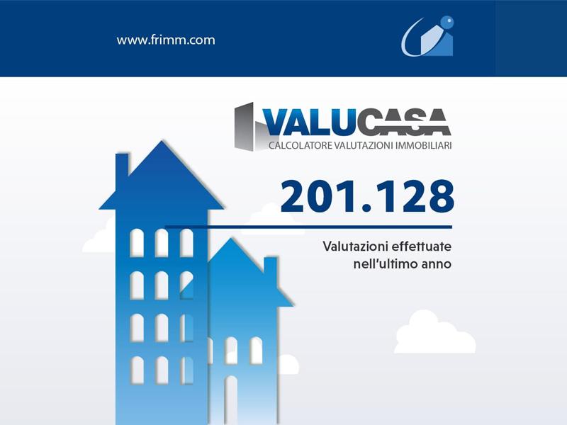 Oltre 200.000 valutazioni immobiliari effettuate. Il primo anno del nuovo Valucasa è stato un successo